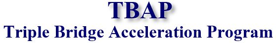 Triple Bridge Acceleration Program